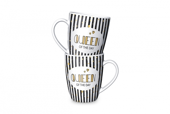 Becher 250ml Queen